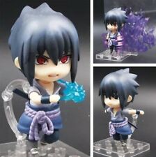 Nendoroid Naruto Shippuden 707# Uchiha Sasuke Anime Figur Figuren NB