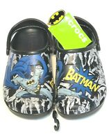 Crocs Classic Batman Clog mens size 5, 7 womens size 7, 9 NEW >RARE HARD TO FIND