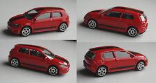 MAJORETTE-VW Golf VII GTI rouge