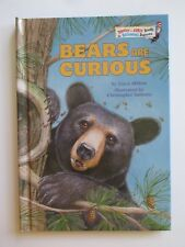 Brand New Kid's BEARS ARE CURIOUS Beginner Books Series- Fast Shipping