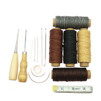 Craft Sha Leathercraft Stitching Tool Round Awl for Hand Sewing Leather