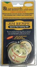 ARAMITH JIM REMPE SPECIAL BILLIARD TRAINING ACCESSORY POOL TABLE BALL / CUE BALL
