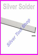 Silver Hard Grade Solder for Jewellery & Silversmithing Jewellers Hallmarking