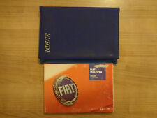 buy multipla fiat car manuals literature ebay rh ebay co uk Fiat Multipla Interior Fiat 500X
