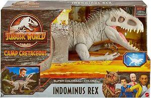 Jurassic World CAMP CRETACEOUS Super Colossal INDOMINUS REX - GIGANTIC 104cm