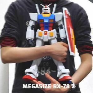Bandai GUNDAM RX-78-2 MEGA SIZE 1/48 Model Kit ROBOT Gunpla 40 cm. PRE-ORDER!!!