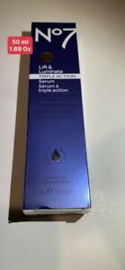 No7 Lift & Luminate Triple Action Serum 50 ml 1.69 oz