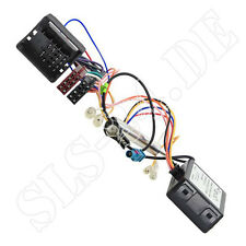 CAN-Bus Interface Citroen C3 C4 C5 Jumper Phantomeinspeisung Antenne Fakra - ISO