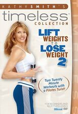 LIFT WEIGHTS TO LOSE WEIGHT 2 (Kathy Smith) - DVD - Region Free