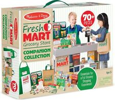 Pretend Play-Fresh Mart Grocery Store Companion Collection (70+ Pieces) #5183