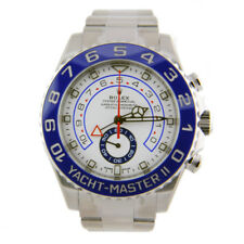 Rolex Yacht-Master II 116680 Wrist Watch for Men Stainless Steel