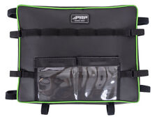 PRP Seats Overhead Roof Storage Bag for Textron Wildcat XX, GREEN Piping