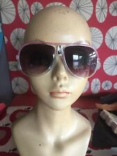 Vintage retro style sunglasses, 1980s ,New without tags,deadstock