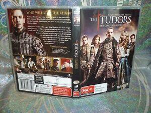 THE TUDORS THE COMPLETE THIRD SEASON (3-DISC) (DVD , MA 15+) (142780 K)