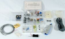 Big Lot Of Electronic Components Capacitors, Circuits, Dipswitches, ect