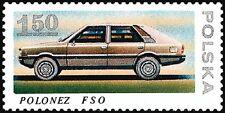 Poland 1978 Sc2269 Mi2562 0.20 MiEu  1v  mnh  Polonez Passenger Car