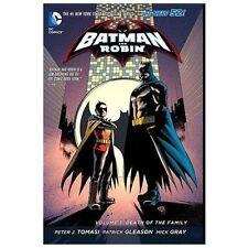 Batman & Robin Volume 3 Death Family HC/Hardcover/Hardback Sealed DC The New 52