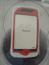 Hama 86186 Silicone Sleeve Case Cover iPhone 3G 3GS Handy - Tasche