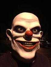 Everything Floats Clowki the Evil Clown Mask 3/4 head Joker Jester Killer Insane