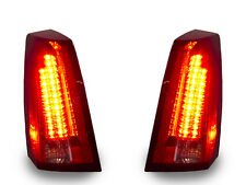 2003-2007 CADILLAC CTS CTS-V WITH 08' LOOK LIGHT BAR LED TAIL LIGHT LEFT + RIGHT