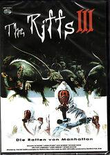 The Riffs 3 , Die Ratten von Manhattan , 100% uncut , DVD Region2 , new & sealed