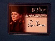 Harry Potter-Sian Thomas-Amelia Bones-OOTP-Authentic-Signature-Autograph Card
