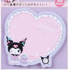 Sanrio Hello Kitty Kuromi Sticky Notes Pad