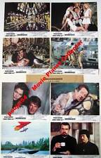 MOONRAKER - R.Moore - Bond 007 - JEU DE 8 PHOTOS RESS / 8 FRENCH LC - RR