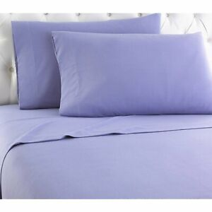 Micro Flannel Shavel Sheet Set Including Flat sheet Fitted Sheet & Pillowcase.