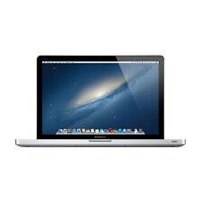 "Apple MacBook Pro 15.4"" i7 Quad 3rd Gen 2.6GHz 8GB RAM 750GB HDD DVDRW Webcam"