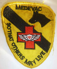 So Others May Live - Patch - 15th Medical BN - 1st Cavalry Div - Vietnam War, L