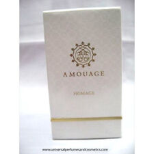 AMOUAGE HOMAGE ATTAR PERFUME OIL BY AMOUAGE 12ML SEALED WHITE BOX OLD VERSION