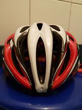 casco Uvex FP1 pearl/red/black
