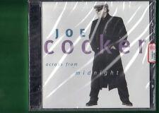 JOE COCKER - ACROSS FROM MIDNIGHT CD NUOVO SIGILLATO