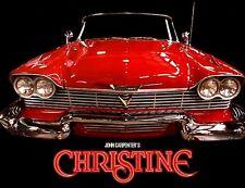 JOHN CARPENTER'S CHRISTINE KILLER PLYMOUTH 1983 HORROR MOVIE 8X10 PHOTO PICTURE
