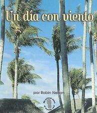 Un Dia Con Viento/a Windy Day (Mi Primer Paso Al Mundo Real - Tiempo/F-ExLibrary