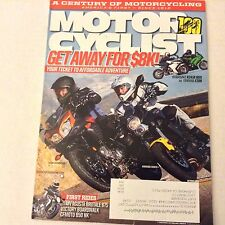 Motor Cyclist Magazine Kawasaki Ninja 650 MV Agusta October 2012 061417nonrh2