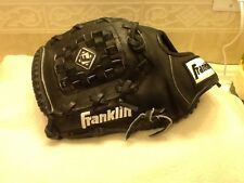 "Very Rare Franklin 9512L 12"" Pro Baseball Softball Glove Left Handed-Throwing"