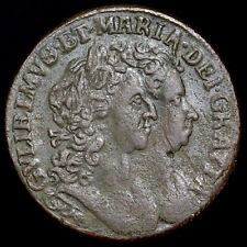 More details for ireland. william and mary, 1689-94. halfpenny, 1693.