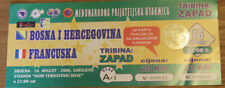 Ticket for collectors * Bosnia & Herzegovina - France 2006 in Sarajevo