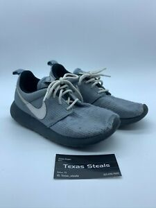 Youth Nike Roshe Run Magnet Grey