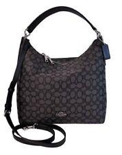 94d7e53ed862 Coach F55365 Outline Signature Celeste Hobo Shoulder Crossbody Bag