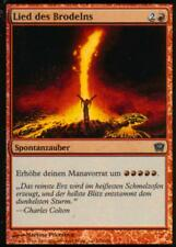 Canzone del ribollente FOIL/Seething Song | NM | 9th Edition | Ger | Magic MTG