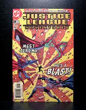 COMICS: DC: Justice League Adventures #24 (2003) - RARE (figure/batman/flash)