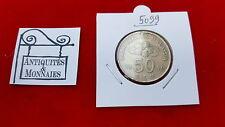 MALAYSIA - COIN 50 SEN 1990 - REF00005099