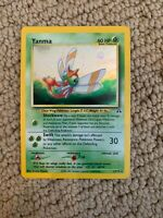 Pokemon Yanma 1st Edition 17/75 Neo Discovery Near Mint Holo