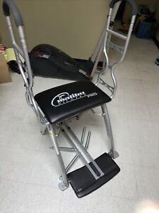 MALIBU Pilates PRO Chair Ab Fitness Workout w/ Sculpting Handles.
