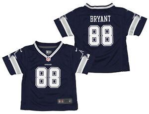 Nike NFL Infants Dallas Cowboys Dez Bryant #88 Game Day Jersey