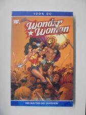 100% DC Wonder Woman Nr.27 Panini Comic Zustand 1