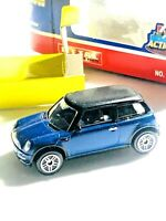 MIB Realtoy Action City Fast Wheels Mini Cooper 38902 diecast Matchbox scale MIB